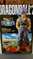 DRAGON BALL Z SUPER TRUNKS SPECIAL COLOR Ver. CONCRETE FIGURA FIGURE NEW NUEVA