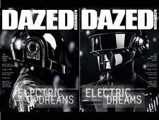 DAZED & CONFUSED,Daft Punk,Susanna Davies-Crook,Erik van der Weijde,Brit Marling