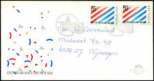 Netherlands 1982 Diplomatic Relations USA FDC First Day Cover #C36114