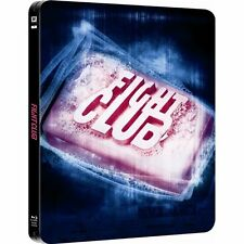 Fight Club Blu-ray+DVD 10th Anniversary Play.Com Exclusive Steelbook New&Sealed+