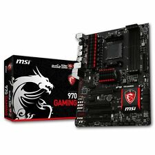 MSI 970 gaming carte mère socket 942 ATX amd970 chipset crossfire support 4DDR3