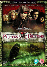 Pirates of the Caribbean: At Worlds End (2 Disc Special Edition)  DVD Johnny Dep