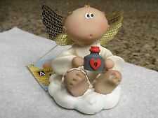 Angel Cheeks RUSS Kirks Kritters Figurine LOVE POTION No. 9