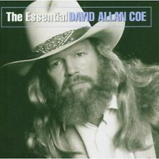 Essential David Allen Coe - David Allan Coe (2004, CD NEUF)