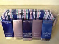 Orlane Makeup Bag with Eye Serums & Re-Plumping Cream & Anti-Wrinkle ~ 5 Items