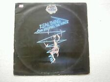 REAL THING CAN YOU FEEL THE FORCE   RARE LP RECORD vinyl 1978 INDIA INDIAN ex