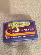 Leapster Disney/Pixar Wall-E Learning game for all Leapster Systems