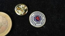 Glasgow Rangers Football Club FC Pin Badge Logo Offical original verpackt