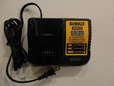 DEWALT DCB112  12V & 20V Max Li-Ion Charger Replaces Both DCB101 & DCB100 New