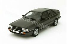 OTTO MOBILE Audi Coupe GT Grey 1:18 LE 1250 pcs OT111 *Rare Find!