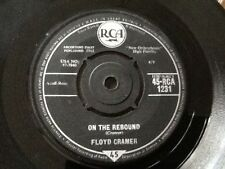 FLOYD CRAMER . ON THE REBOUND . 1961 original RCA issue