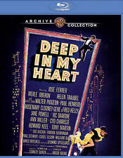 Deep in My Heart (Blu-ray) Gene Kelly/Rosemary Clooney Musical BRAND NEW