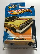 Hot Wheels Muscle Mania GM '12, 1962 Chevy, #103/247 Muscle Car