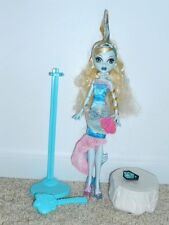 MONSTER HIGH Lagoona Blue Dawn of the Dance 1st release  EUC