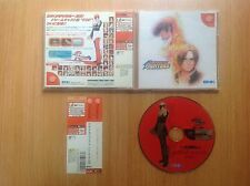 The King of Fighters Dream Match Dreamcast Perfetto NTSC Japan Complete with Obi