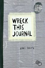 Wreck This Journal (Duct Tape) Expanded Ed., New, Free Shipping