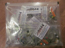 Sea fishing Rigs x 30 mixed shore winter rigs - High quality Shore / beach rigs
