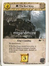 A Game of Thrones LCG - 1x The Red Keep #078 - Ice and Fire Draft Starter