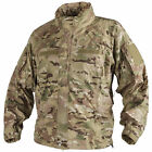 HELIKON TACTICAL SOFT SHELL V II JACKET MENS WINTER WINDPROOF HOODED CAMOGROM