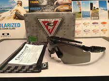 Oakley M Frame 2.0 SI Matte Black w/ Grey Strike Lens - Brand New SKU# 11-140
