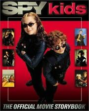 Spy Kids Storybook-ExLibrary