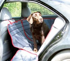 Deluxe Car Seat Cover Hammock for Dogs. Waterproof, washable. Made in EUROPE.