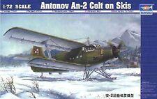 Trumpeter 1/72 01607 ANTONOV an-2v COLT sugli sci