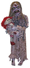 Halloween Lifesize LITTLE GIRL ZOMBIE Prop Haunted House NEW