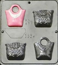 Purses Chocolate Candy Mold 1324 NEW