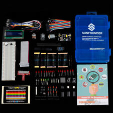 SunFounder Super Starter Kit V2.0 for Raspberry Pi  Model B with Book Projects