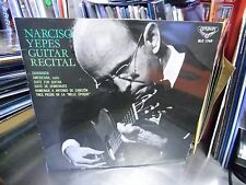 Narciso Yepes Guitar Recital vinyl LP EX London JAPAN 1969