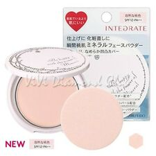 Shiseido INTEGRATE Mineral Glow Pressed Powder Foundation SPF12 PA++ PEACH PINK