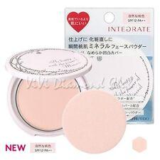 Shiseido INTEGRATE Mineral Glow Pressed Powder Foundation SPF12 PA++ PEACH PINK