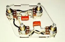 Custom Jimmy Page Wiring Harness 4 Push-Pull Pot for USA Gibson SG ES335 Guitar