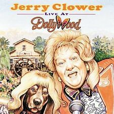 """Jerry Clower-Live at Dollywood 1997 MCA CD """"Near Mint"""" {FREE SHIPPING}"""