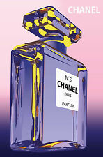 CHANEL 5 A1 PRINT poster VINTAGE ADVERTISING LARGE