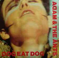 "ADAM AND THE ANTS - Dog Eat Dog (7"" Single) (EX-/VG)"