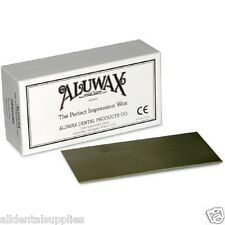 "Dental Aluwax Denture 15 oz Impression Wax 2-3/4"" x 5-1/2"""