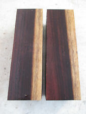 "Rosewood turning blanks -7/8 x 2 x 6"" knife scales pistol grips exotic wood-WH-2"