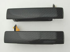 93-02 Firebird Trans Am Camaro Outside Door Handles CARBON FIBER Outer pair