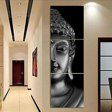 Set of 3Pcs Canvas Wall Door Art Oil Painting Picture Poster Print Decor #3