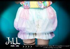 japan LOLITA fruit bubble gum factory pastel colour bloomer shorts【JJ2003】