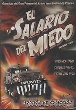 DVD - El Salario Del Miedo NEW Wages Of Fear Charles Vanel FAST SHIPPING !