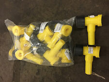 12pc LOT Central HDPE Fusion Butt Tap In Taping Tee Gas Service Line TT,4,IPS