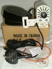 YDK Sewing Machine Motor & Foot Control/Pedal/ Singer New/Toyota/Brother BLB357