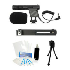Camcorder Video Camera Mini Microphone for Sony HDR-FX1 HDR-FX1000 HDR-FX7