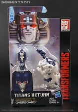 Titan Master OVERBOARD Transformers Titans Return Generations New 2017 Hasbro