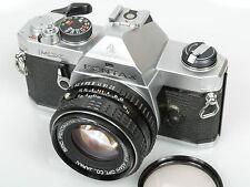 Pentax MX con SMC Pentax-M 1:1,7/50mm fotocamera con chiusura a mezzi meccanici