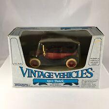 NEW ERTL Vintage Vehicles 1912 Buick 1:43 Scale Die-Cast Metal Replica 1985