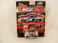 Racing Champions 2000 Preview Nascar Rules #6 Mark Martin 1:64 W/Nascar Template